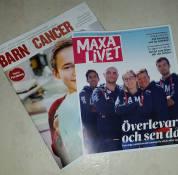 Vansbropaket: Arnicasalva, SportPrep Arnica, Intensivstift