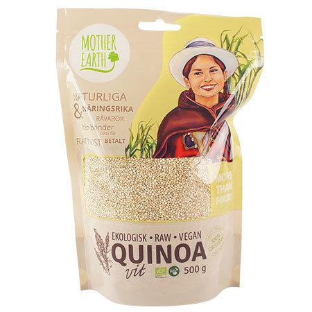 Quinoa vit, ekologisk