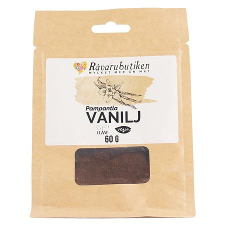 Vanilj raw