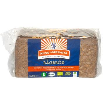 Rågbröd ekologiskt