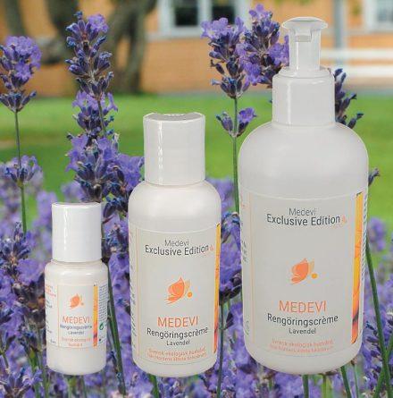 Rengöringscreme Lavendel