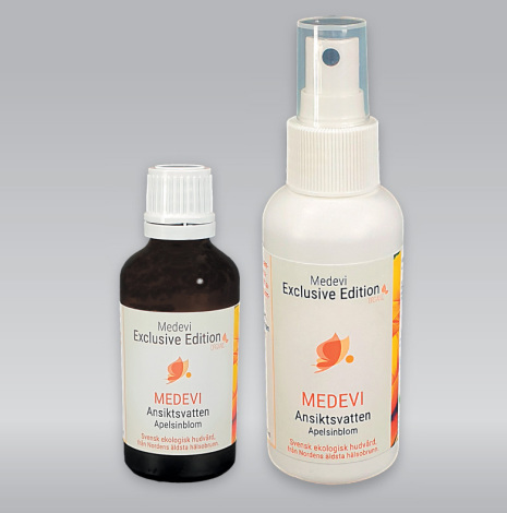 Medevi Ansiktsvatten Apelsinblom