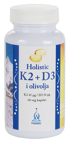 Holistic D3+K2-vitamin