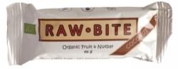 RawBite Kokos, Frukt & Nötbar 50g