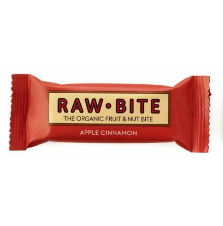 RawBite Äpple/Kanel, Frukt & Nötbar