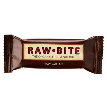 RawBite Choklad, Frukt & Nötbar