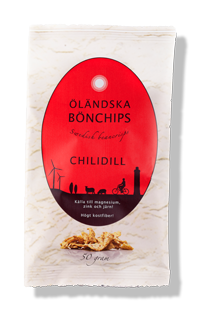 Öländska Bönchips Chilidill