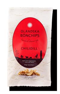 Öländska Bönchips Chilidill
