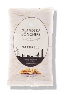 Öländska Bönchips Naturell
